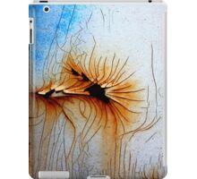 Abstract Rust Decay iPad Case/Skin