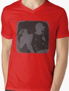 Messenger from the Inverted World Mens V-Neck T-Shirt