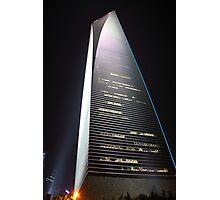 World Financial Centre - Shanghai Photographic Print
