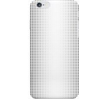 Homescape - Tones 2 in black and white iPhone Case/Skin