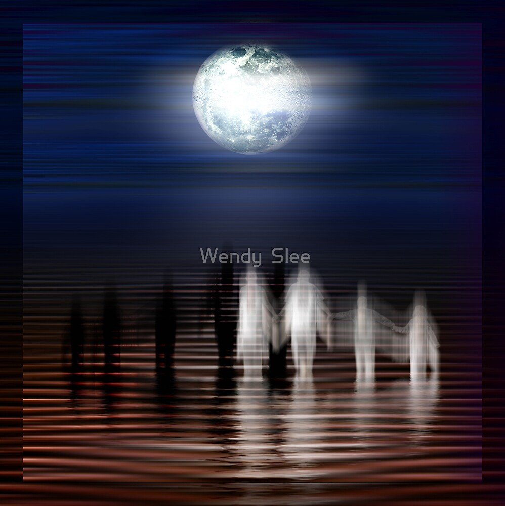 Time and Tide by Wendy  Slee