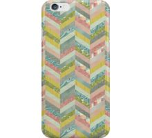 Chevron Herringbone Pattern iPhone Case/Skin