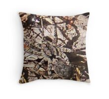 Perfectly Blended Throw Pillow
