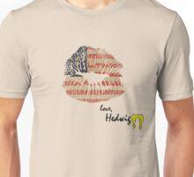Love, Hedwig Unisex T-Shirt