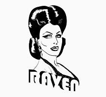 Superhero Raven (light background) Men's Baseball ¾ T-Shirt