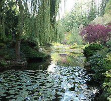 Butchart Gardens Canada by KBloodGallery