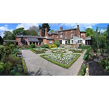 Bantock House and Gardens Photographic Print