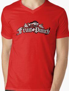 FISH FINGER FRUIT PUNCH Mens V-Neck T-Shirt