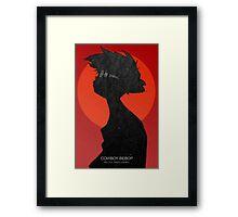Cowboy bebop - Ed Framed Print