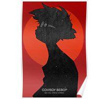 Cowboy bebop - Ed Poster
