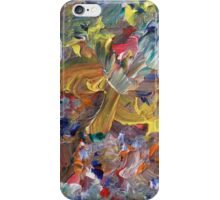Flowers painting iPhone Case/Skin
