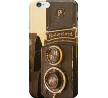 Vintage Cameras iPhone Case/Skin