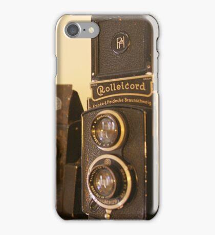 Vintage Cameras iPhone Case/Skin