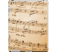 For The Love Of Music iPad Case/Skin