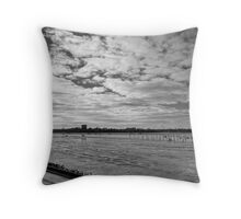 Porchester Sky Throw Pillow