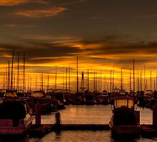 Hillarys Boat Harbour. WA by Claire  Farley