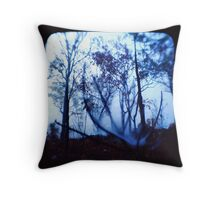 Come Walk with Me Throw Pillow