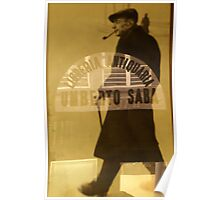 Umberto Saba from Triest Poster