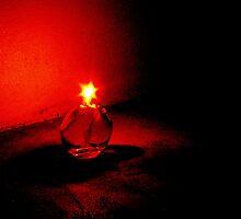 light in the dark by miroslava