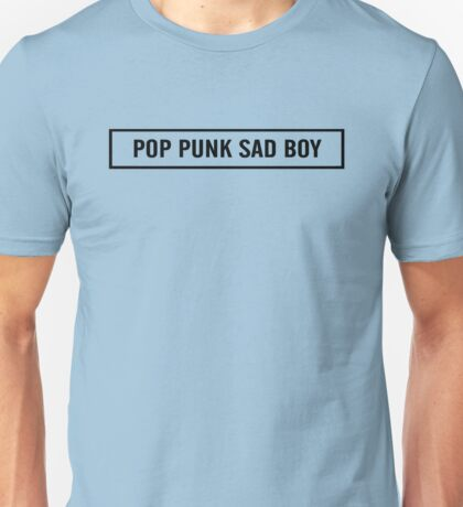 Pop Punk Sad Boy 2 Unisex T-Shirt