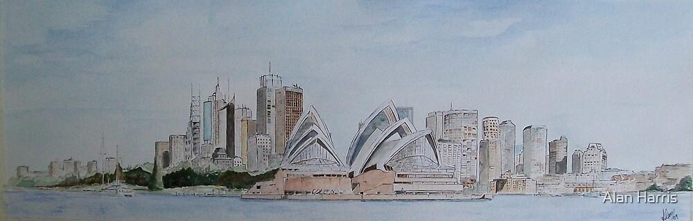 Sydney Opera House by Alan Harris