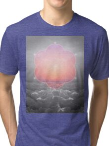 The Sun Is But A Morning Star Tri-blend T-Shirt