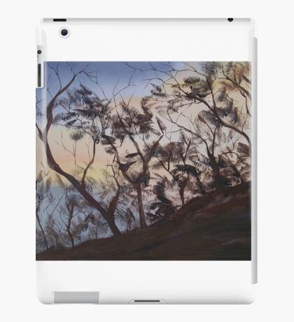 early morning  iPad Case/Skin