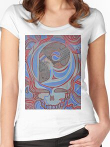 Steal Your Phils - Design 3 Women's Fitted Scoop T-Shirt