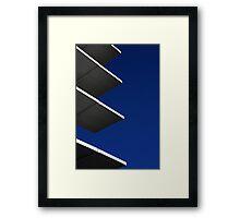 Pierce the Sky Framed Print
