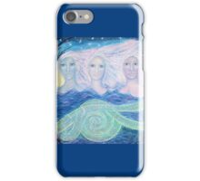 The ghosts of the sacred snakes iPhone Case/Skin