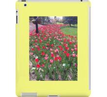 Tuesday Tulips iPad Case/Skin