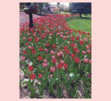 Tuesday Tulips One Piece - Long Sleeve