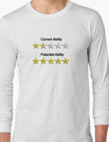 Potential !!!! Long Sleeve T-Shirt