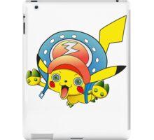 Choppermon !!! iPad Case/Skin