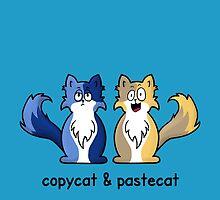 Copycat & Pastecat by Stephanie O'Gay Garcia