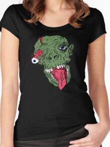 Greenskull Women's Fitted Scoop T-Shirt