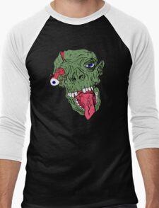 Greenskull Men's Baseball ¾ T-Shirt