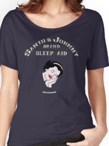 Santo & Johnny Brand Sleep Aid Women's Relaxed Fit T-Shirt