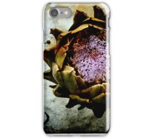 Artichoke Flower iPhone Case/Skin
