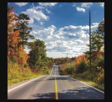Autumn Road to Nowhere Kids Clothes