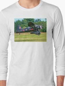 Westland Lysander IIIa V9367/MA-B G-AZWT Long Sleeve T-Shirt