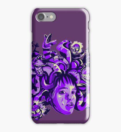 Beetlejuice Medusa iPhone Case/Skin