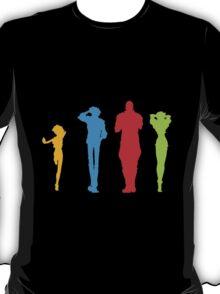 Cowboy Bebop Full Team T-Shirt