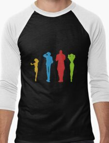 Cowboy Bebop Full Team Men's Baseball ¾ T-Shirt