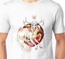 Cristal wolf Unisex T-Shirt