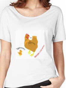 Angry Chicken 4 Women's Relaxed Fit T-Shirt