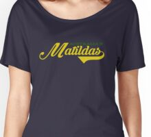 Matildas Women's Relaxed Fit T-Shirt