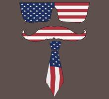 Cool classy  patriot  Kids Clothes