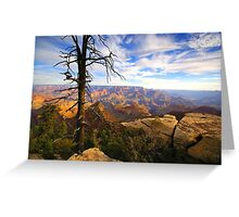 """""""The Grand View"""" Greeting Card"""