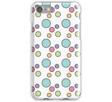 Crazy Dots iPhone Case/Skin